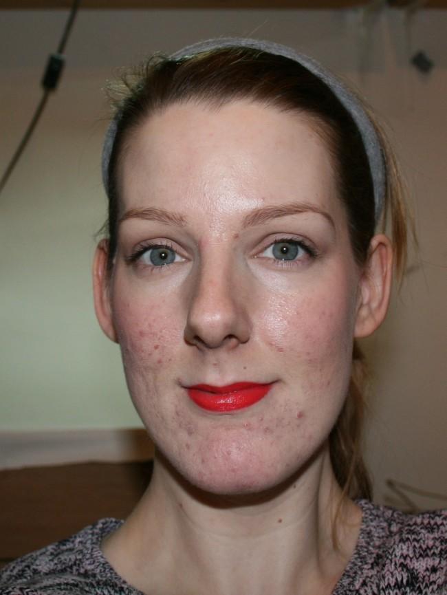 B. Vibrant Lip & Cheek Colour  Alecia