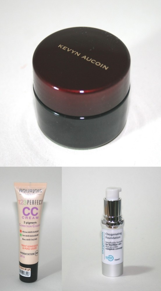 Favourite Face Products - Base 2014