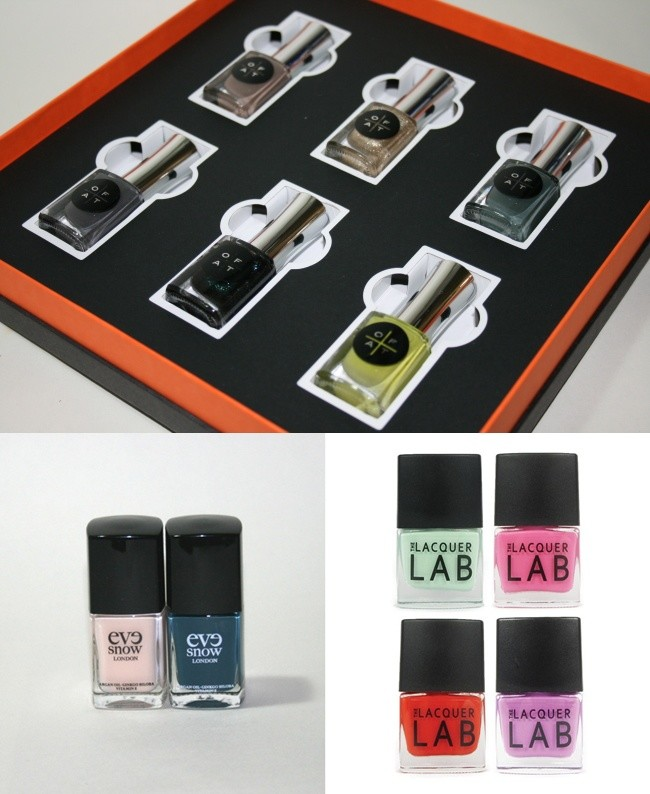 Favourite Nail Brands 2014