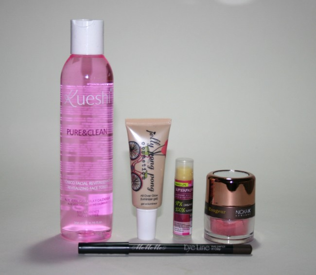 Glossybox January 2015 Contents Review