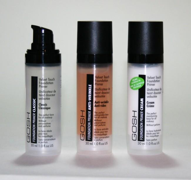 Gosh Cosmetics Primers Beauty Geek