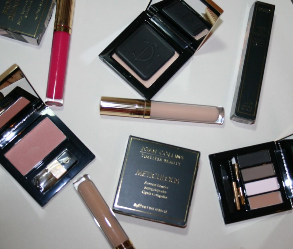 Quick Look: Joan Collins Beauty Cosmetics