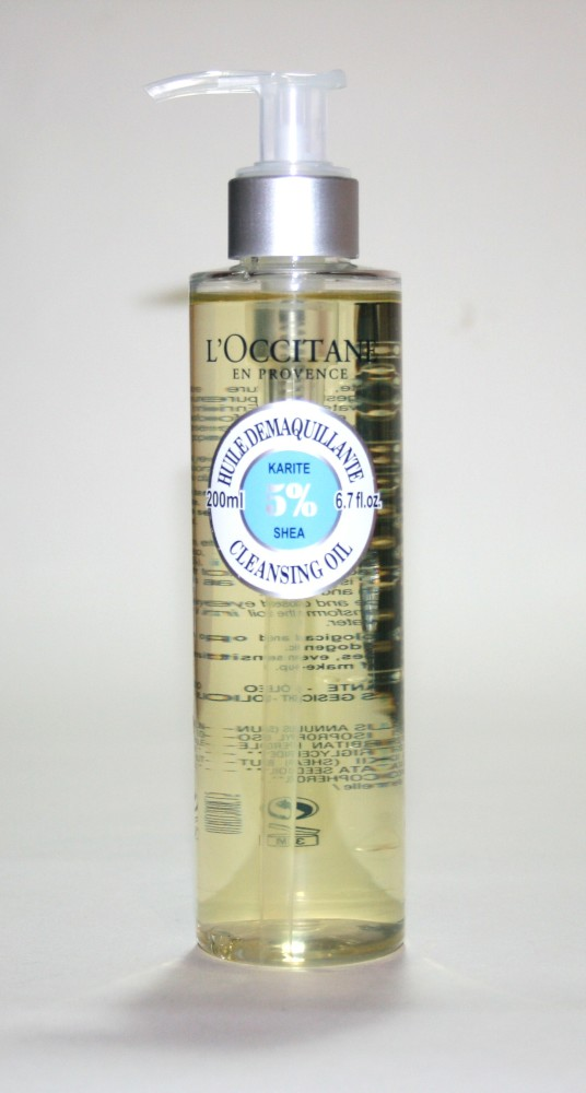 L'Occitane Shea Skincare Shea Cleansing Oil