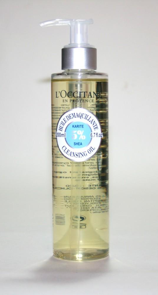 L'Occitane Shea Skincare Shea Cleansing Oil