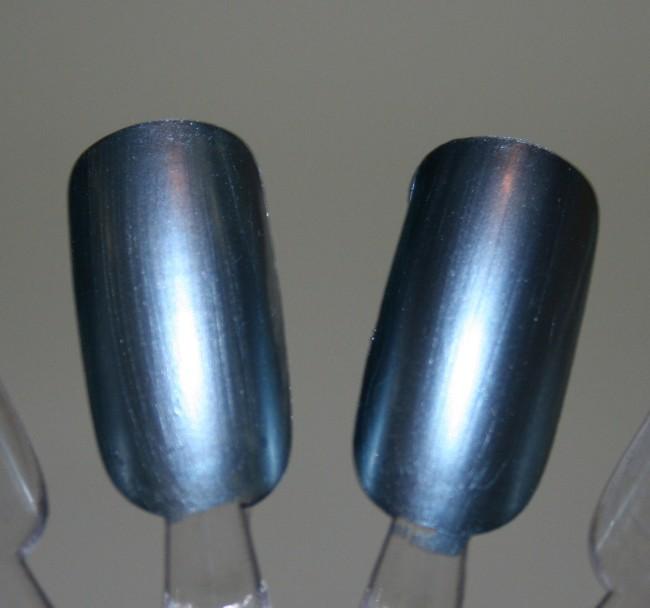 Models Own Colour Chrome Blue