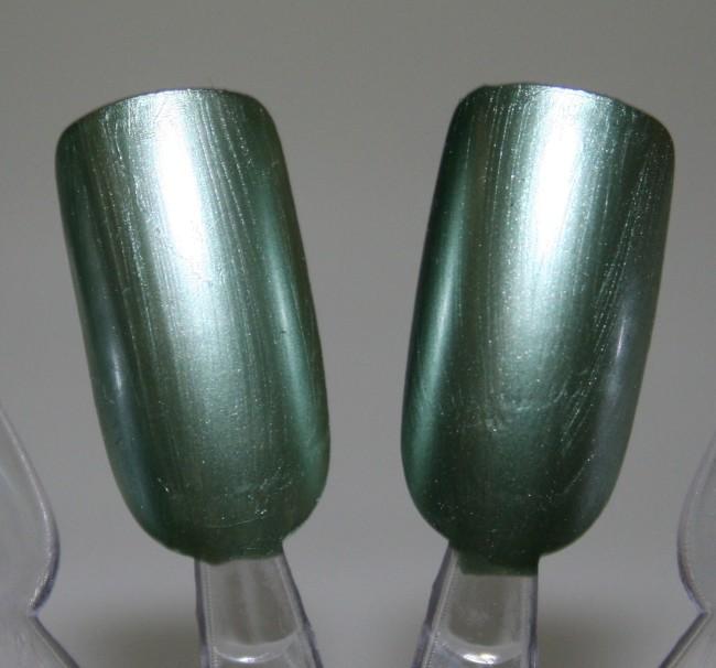 Models Own Colour Chrome Green