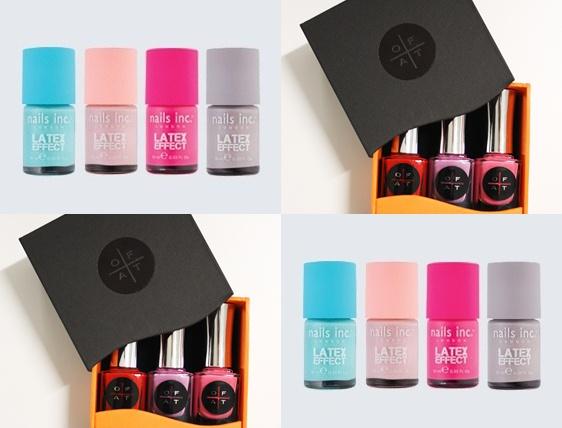 OFAT and Nails Inc