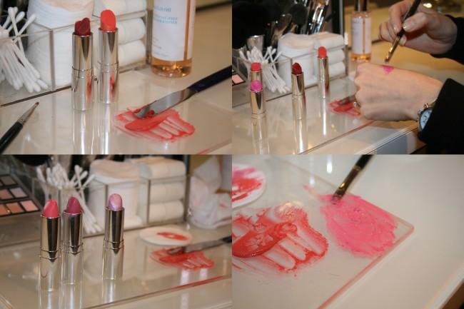 A La Carte Bespoke Lipstick Process