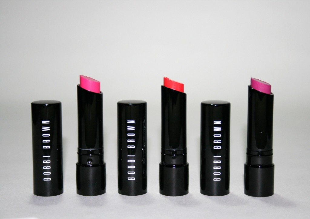 Bobbi Brown Hot Collection Sheer Lip Colors
