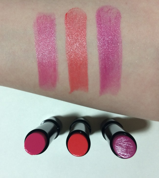 Bobbi Brown Hot Collection Sheer Lip Color Swatch