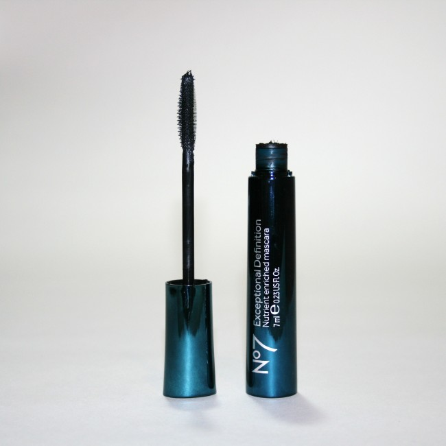 Boots No7 Exceptional Definition Mascara  Review