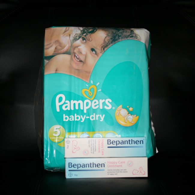 Boots Savings Pampers