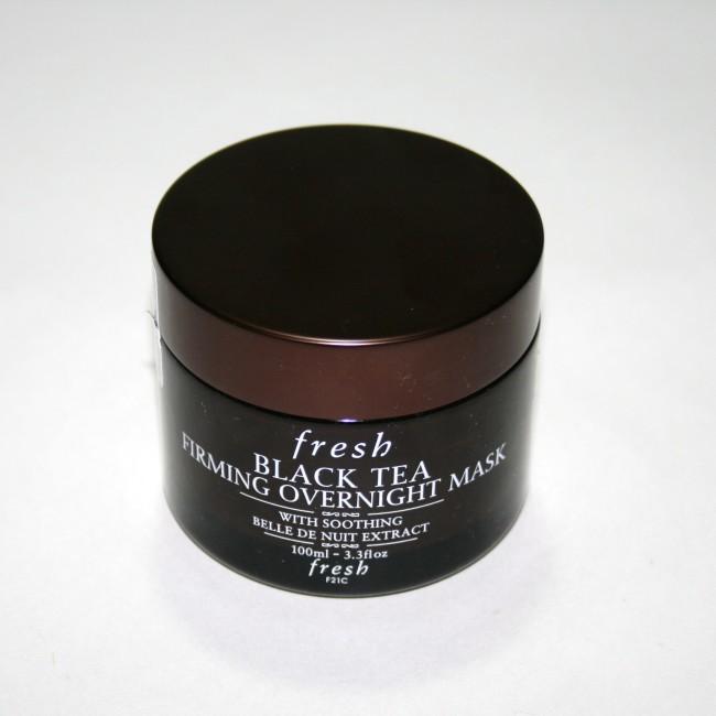 Fresh Black Tea Firming Overnight Mask Pot