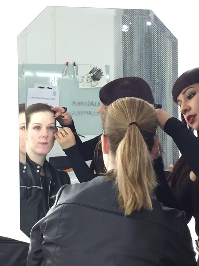 Illamasqua Eyebrow Effects Course MUA
