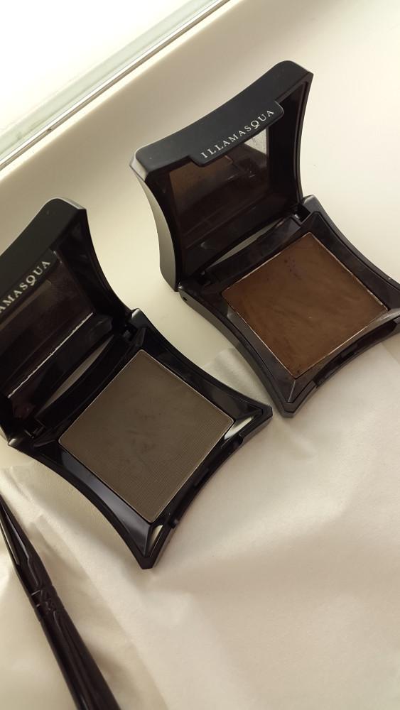 Illamasqua Eyebrow Effects Course Powders