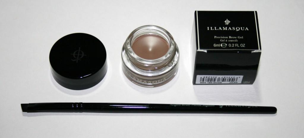 Illamasqua Precision Brow Gel in Awe
