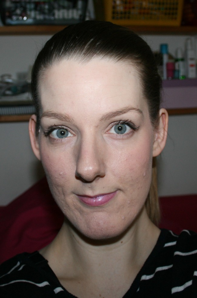 Illamasqua Skin Base and Rich Liquid Foundations FOTD
