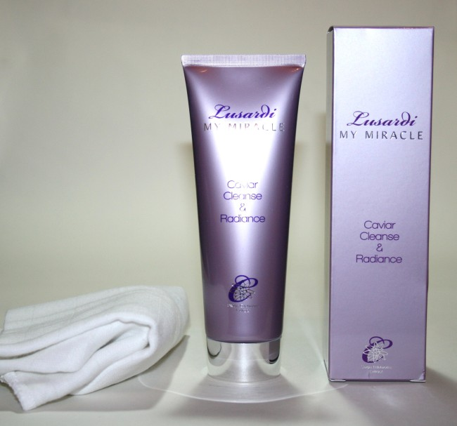 Lusardi My Miracle Caviar Cleanser