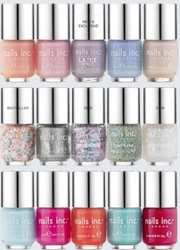 Nails Inc 15 Shades of Spring Deal
