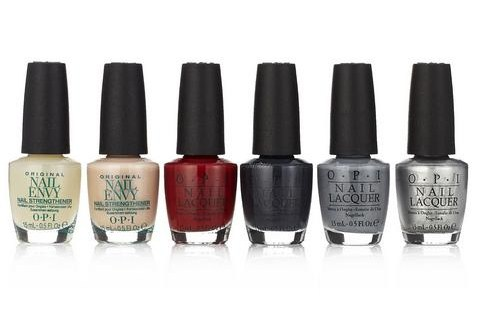 OPI Fifty Shades polishes