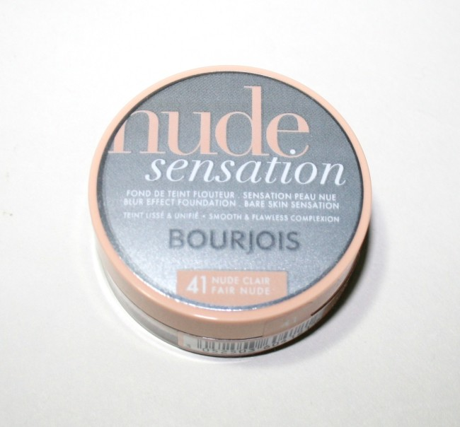 Bourjois Foundation Nude Sensation