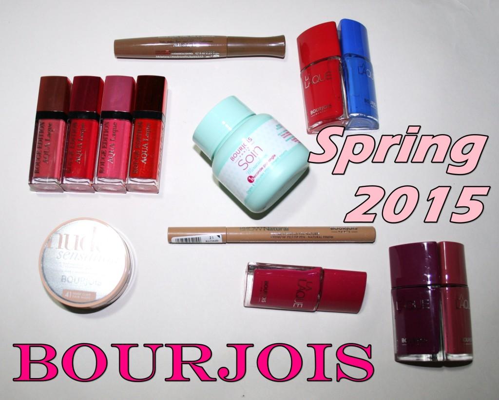 Bourjois Spring 2015