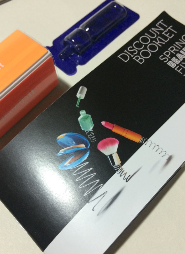 Brent Cross Spring Beauty Fix Voucher Book