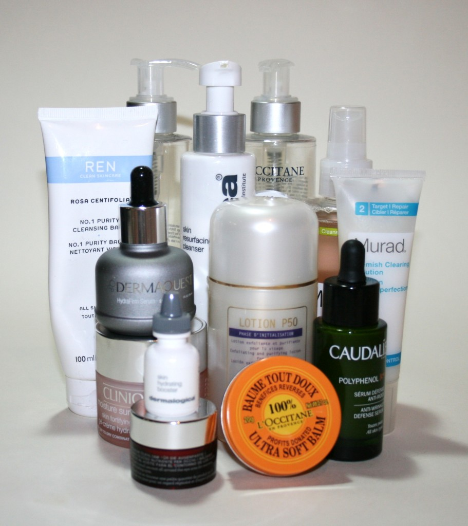 Current Skincare Routine: March 2015