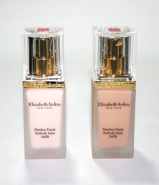 Elizabeth Arden Flawless Finish Perfectly Satin Foundation Review