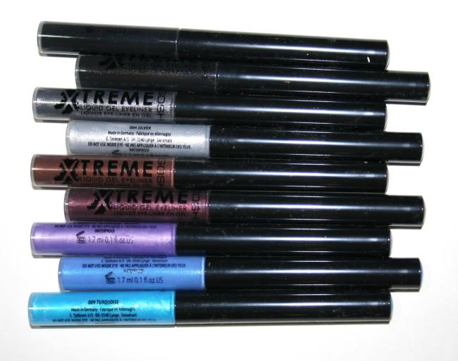 GOSH Xtreme Liquid Gel Eyeliner