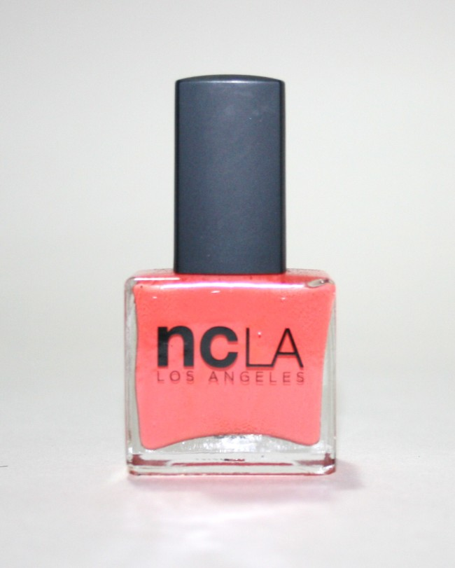 Glossybox March 2015 NCLA