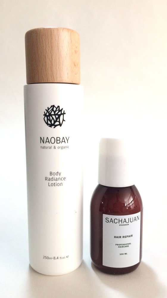 Glossybox The Treatment Collection Naobay and Sachajuan