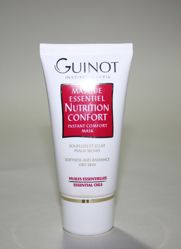 Mask Monday: Guinot Masque Essentiel Nutrition Confort