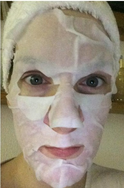 Masque Bar Anti-Wrinkle Sheet Mask Review