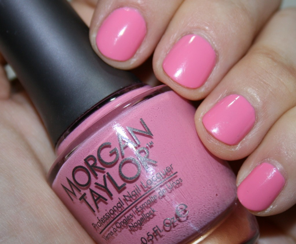 NOTD: Morgan Taylor Ella of a Girl