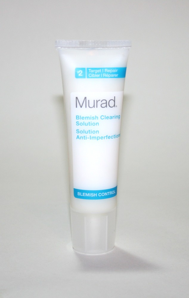 Murad Blemish Clearing Solution Review
