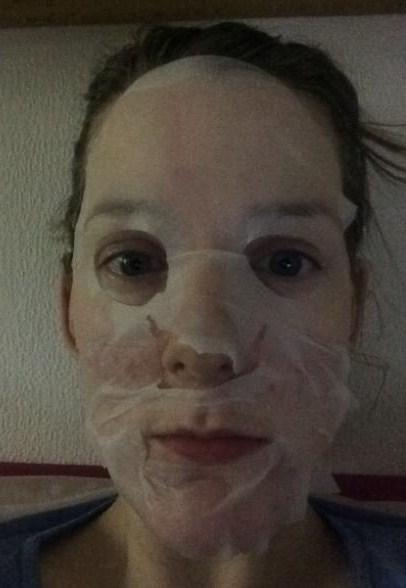My Scheming Hyaluronan Hydrating Mask Review