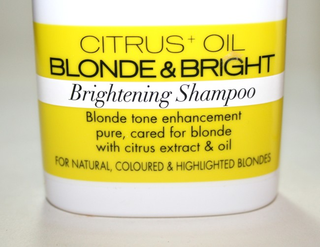 Schwarzkopf Essence Ultime Blonde & Bright Duo Review