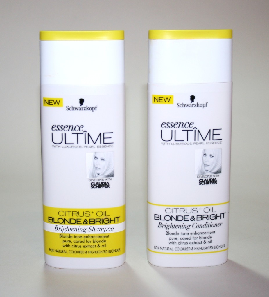 Schwarzkopf Essence Ultime Blonde & Bright Duo
