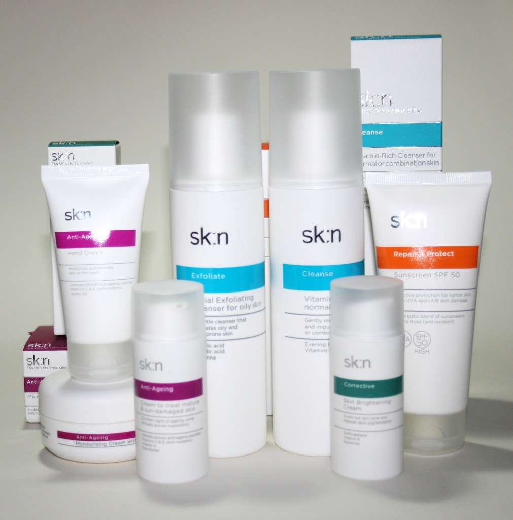 Competition: 3 x Sk:n Skincare Sets Worth £176