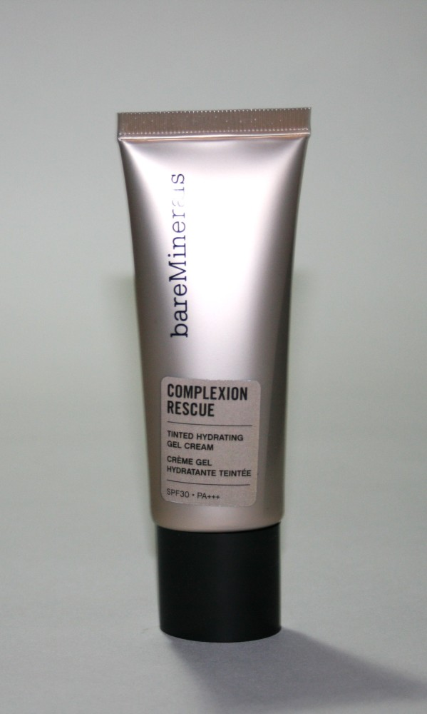 bareMinerals Complexion Rescue Tinted Hydrating Gel Cream Review