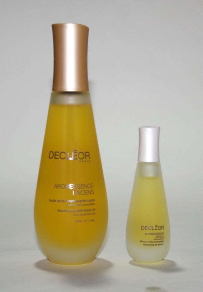 Aromessence Encens Nourishing Rich Body Oil