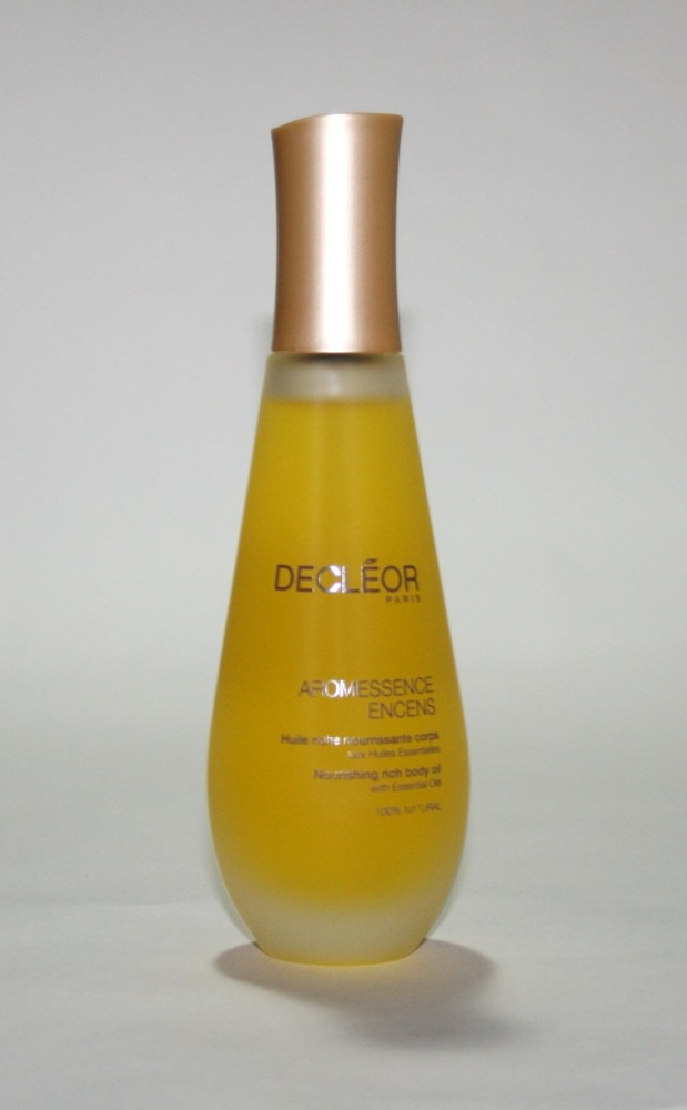 Aromessence Encens Nourishing Rich Body Oil Review