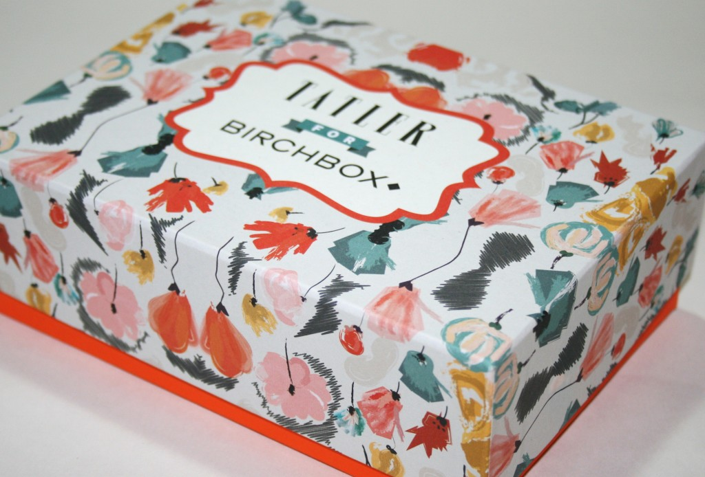 Birchbox Limited Edition Tatler Box