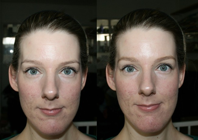Bourjois Brows Before and After