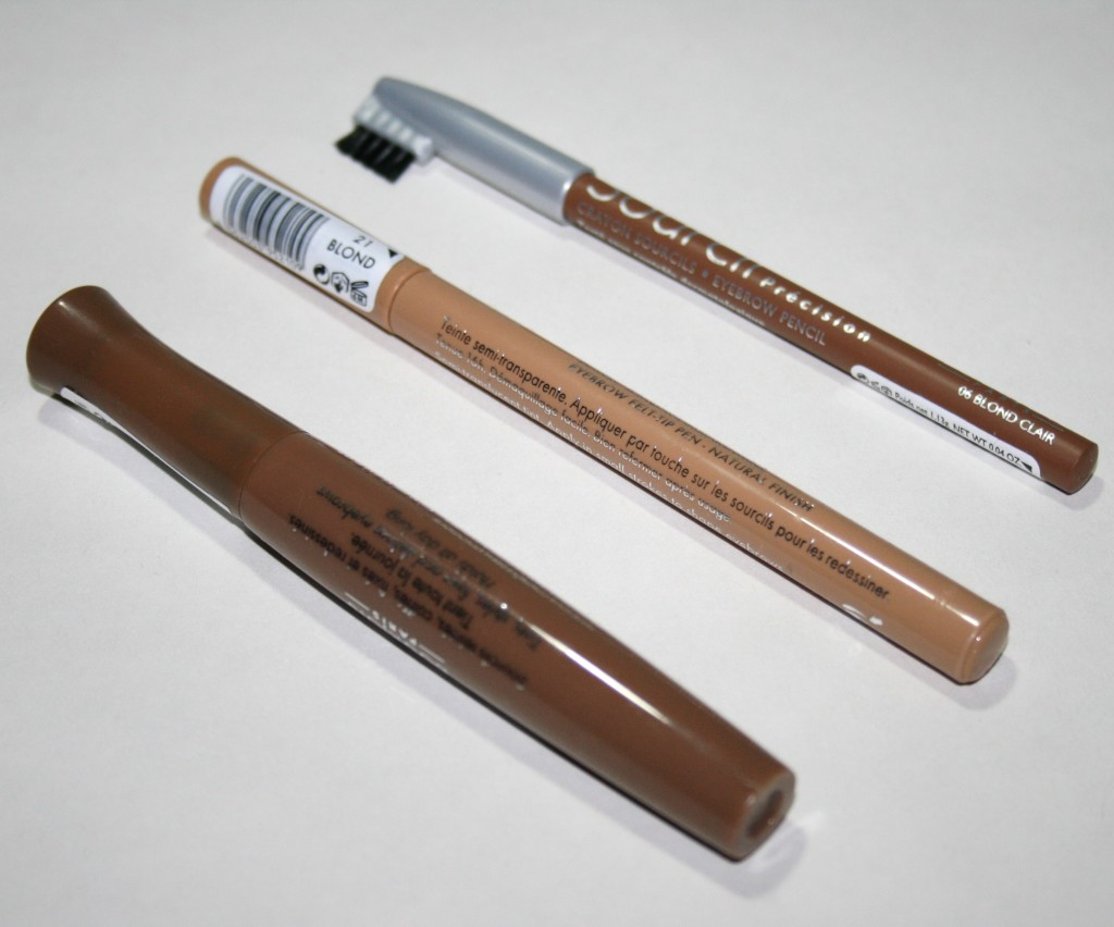 Bourjois Brow Products