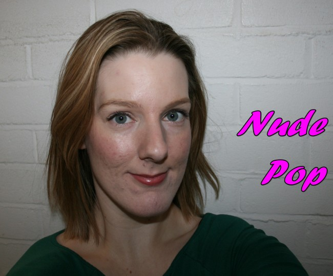 Clinique Pop Lip Colour + Primer  Nude Pop