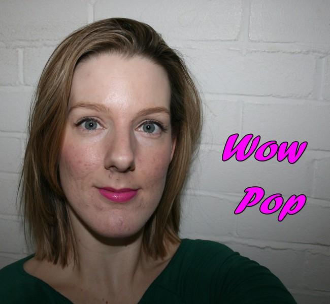 Clinique Pop Lip Colour + Primer  Wow Pop