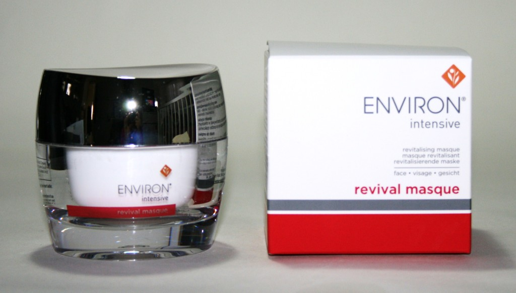 Mask Monday: Environ Intensive Revival Masque