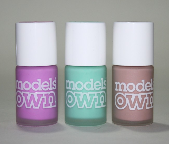 Models Own Icing Collection